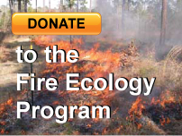Donate to the Fire Ecology Program
