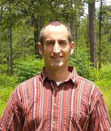 David Ray, Forestry Research Scientist