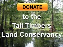 Donate to the Tall Timbers Land Conservancy